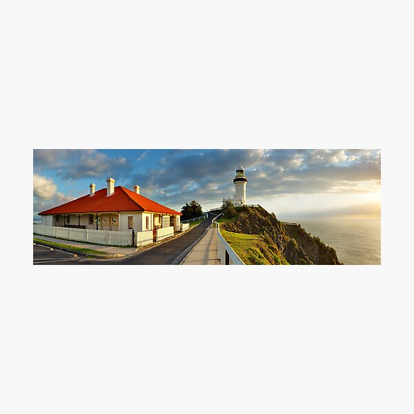 Cape Byron Lighthouse, New South Wales, Australia Photographic Print