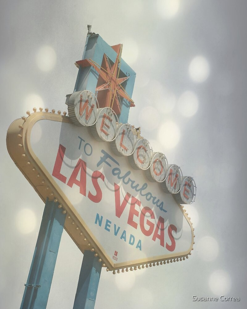 Welcome to Fabulous Las Vegas by Susanne Correa