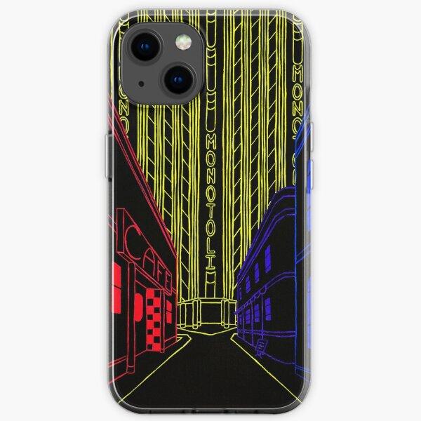 Edisnoom iPhone Soft Case