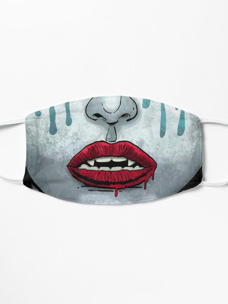 Alternate view of VAMPIRE Mask
