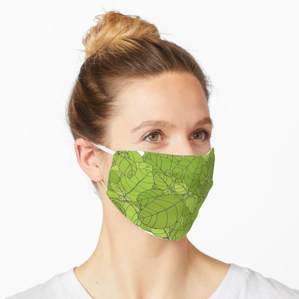 Basil Mask