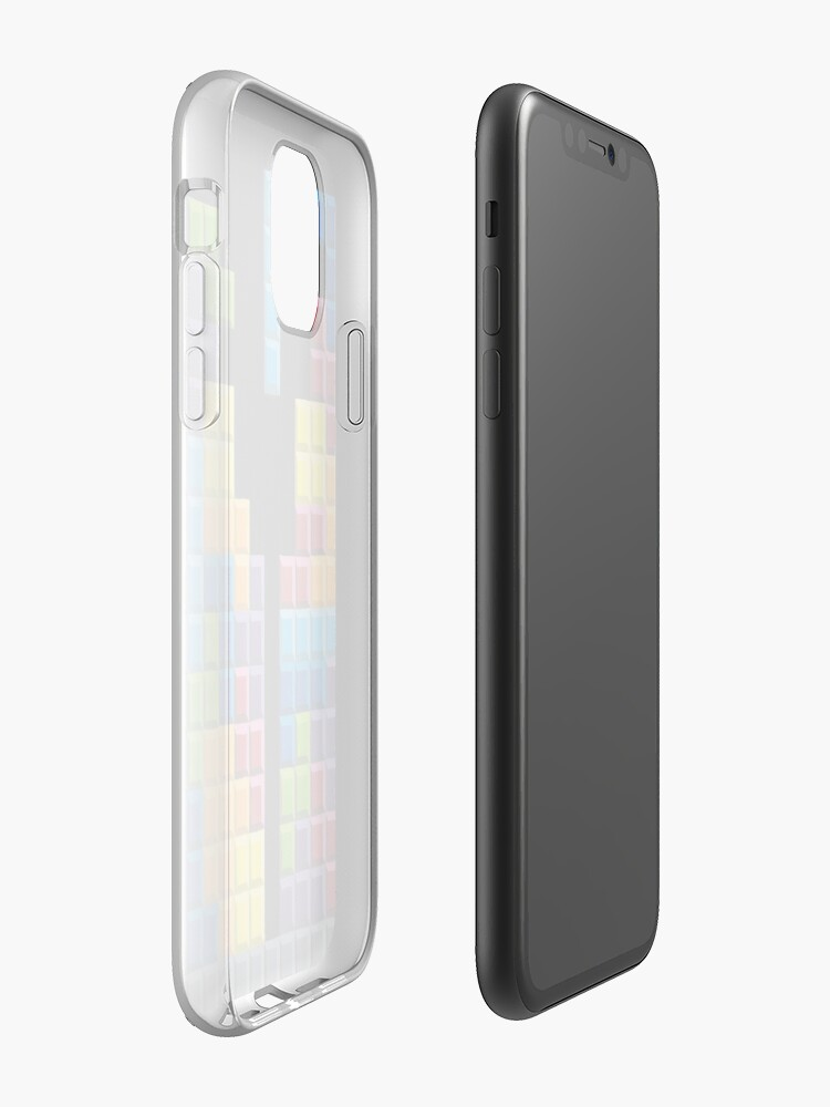 Alternate view of Blocks iPhone Case & Cover