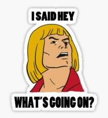 He-Man Sticker