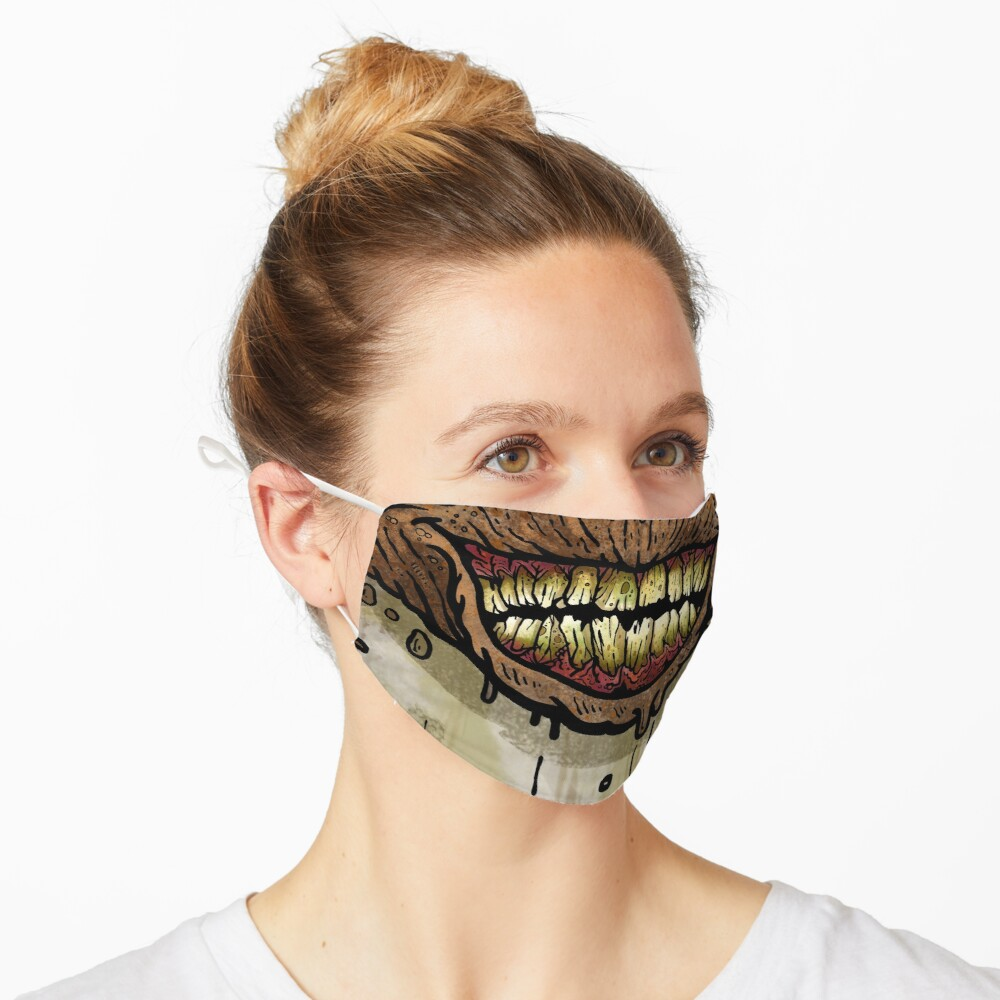 STINKY POO Mask