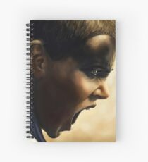 Mad Max: Fury Road, Furiosa Spiral Notebook