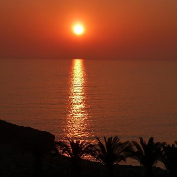 Cyprus Sunset by pault55
