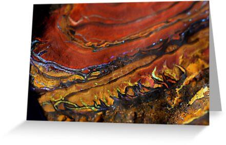 Fire inside Earth by Joel Fourcard