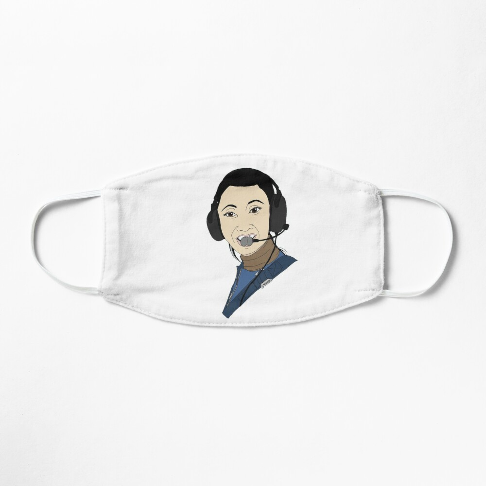 Aviatrix series - Capt. Wang Zheng  Mask