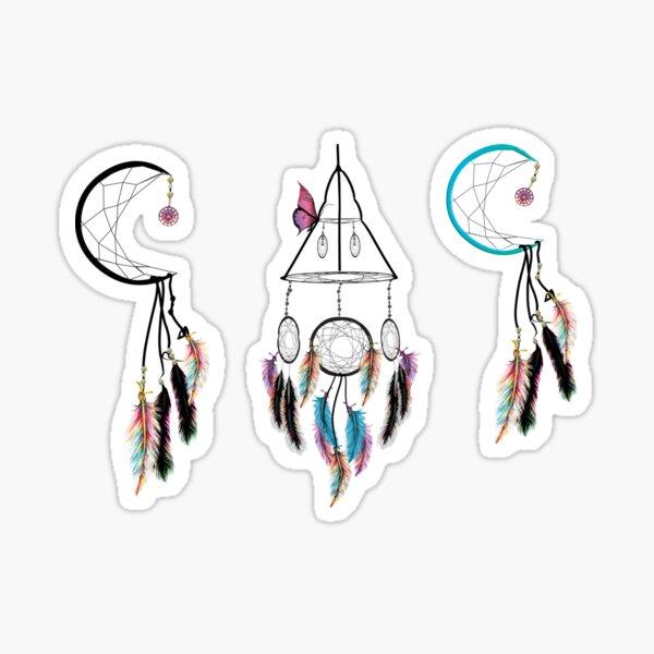 Dreamy Dreamcatchers Sticker