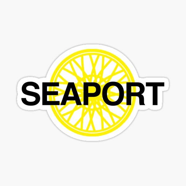 Seaport Soul Wheel Sticker