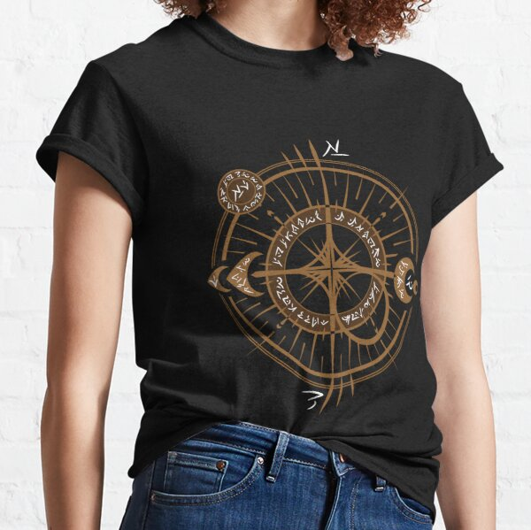 The Traveling Spell - Dark Side -  Classic T-Shirt