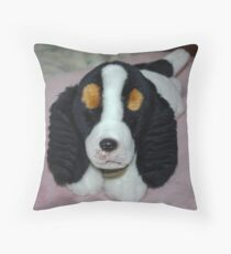 Charlie Lookalike Throw Pillow