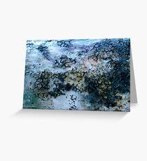 Kiln Abstract Greeting Card