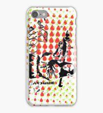 Mona Bansky iPhone Case/Skin