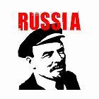 LENIN-RUSSIA by IMPACTEES