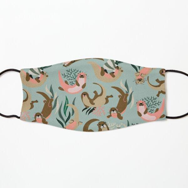 Otter Collection - Mint Palette Kids Mask