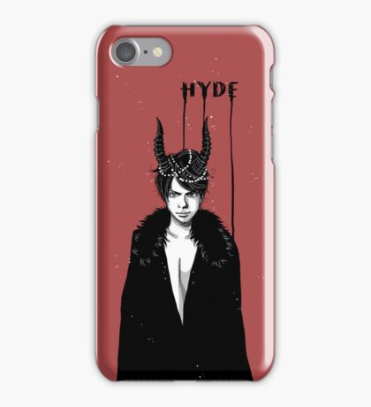Devil Side iPhone Case/Skin