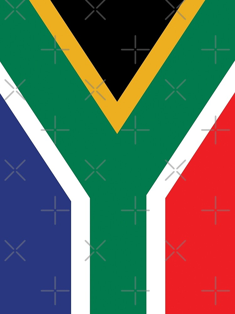 South Africa Flag by RoufXis