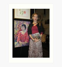 Hunters Hill Art Exhibition 2012, Sydney Art Print