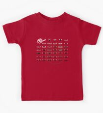 Alfa Romeo Familie Kinder T-Shirt