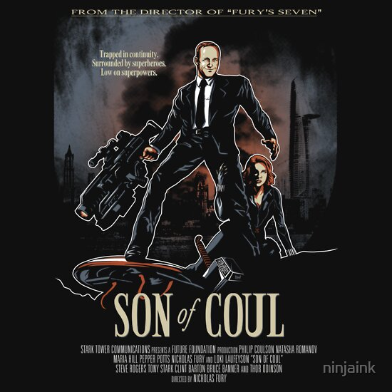 TShirtGifter presents: Son of Coul
