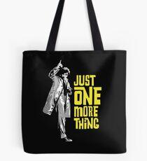 Columbo - Nur noch eine Sache Tote Bag