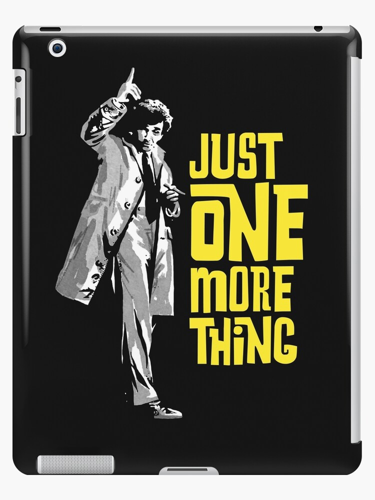 2e389ff5bf3 Columbo - Just One More Thing