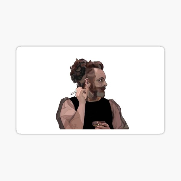 Robinson Sheen by rcsebudd Sticker