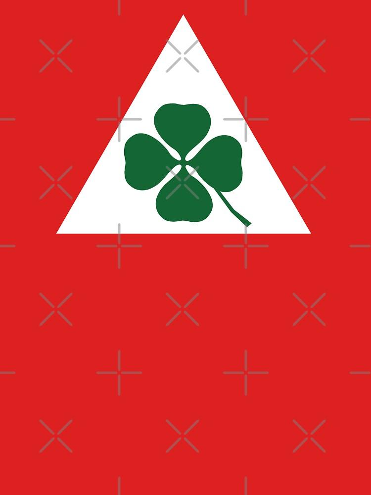 Quadrifoglio Classic Alfa Romeo | Unisex T-Shirt