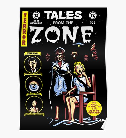 Tales From the Zone Poster