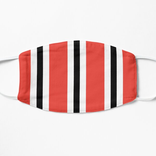 United Stripes Flat Mask
