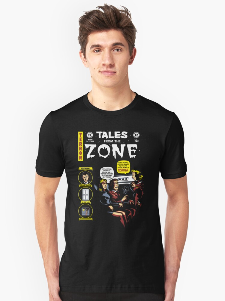 Tales from the Zone 2 Unisex T-Shirt Front