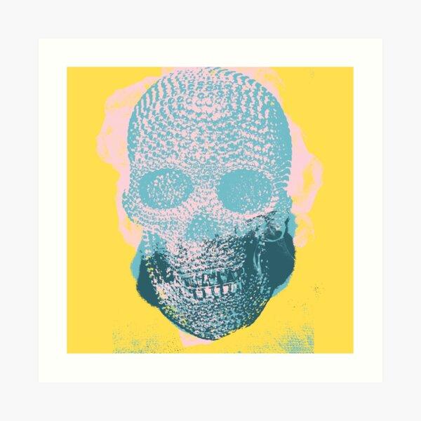 Skull IV Art Print