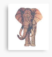 Fairy Elephant  Canvas Print