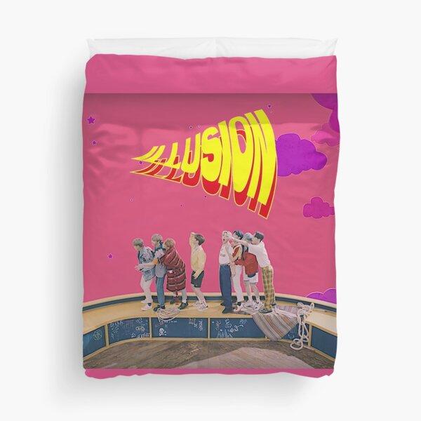 ATEEZ Illusion Duvet Cover