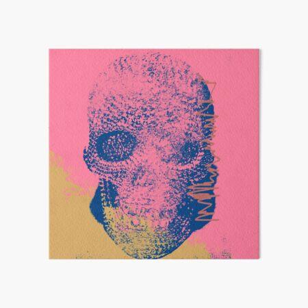 Skull I Art Board Print