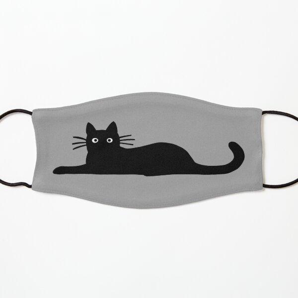 Black Cat Kids Mask