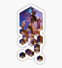 Soluble Cuboid Sticker