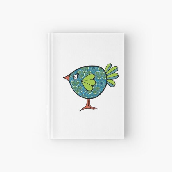 Birds of a Feather 20 Hardcover Journal