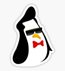 Penguin 2 Sticker