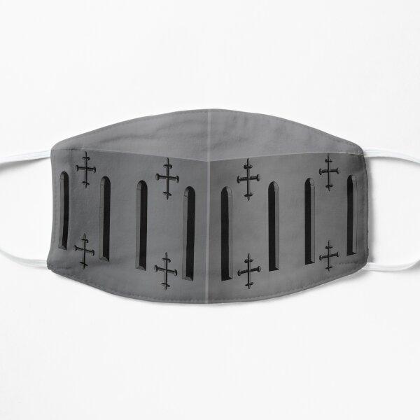 Knight Mask Flat Mask