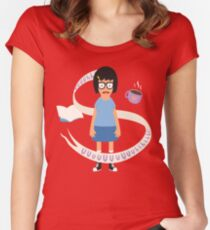 A Smart, Strong, Sensual Woman Women's Fitted Scoop T-Shirt