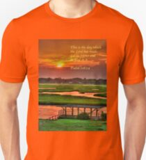 This is the day which the Lord has made... T-Shirt
