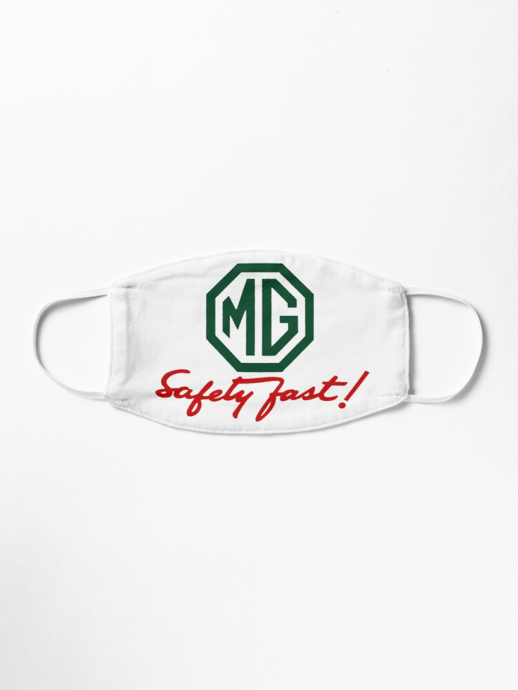 Alternate view of MG Safety Fast Mask