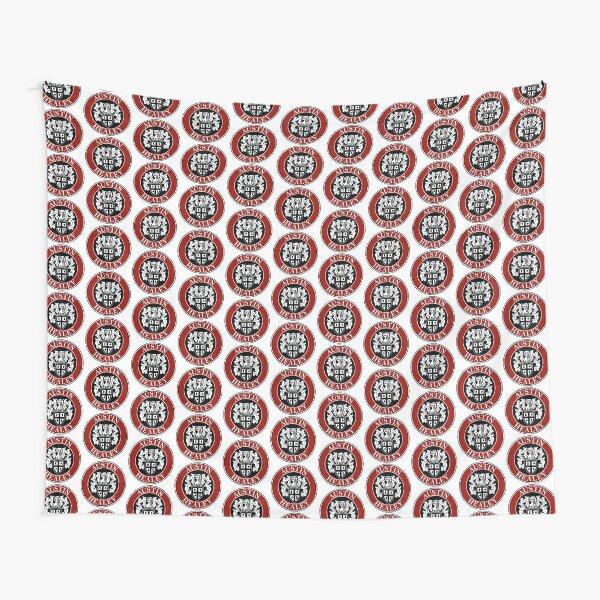 Austin-Healey Shield Logo Tapestry