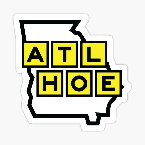 ATL HOE Sticker