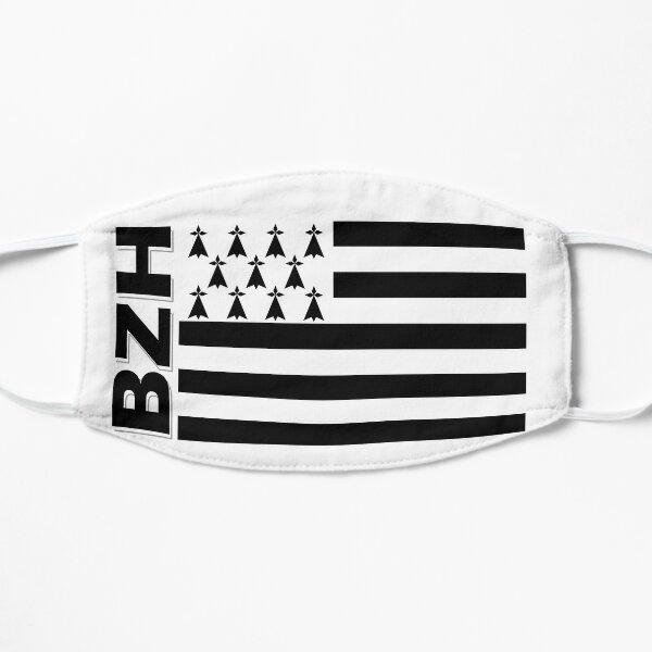 BZH - Breizh - Bretagne - Bretagne France Masque sans plis