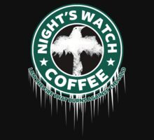 Nights watch coffee