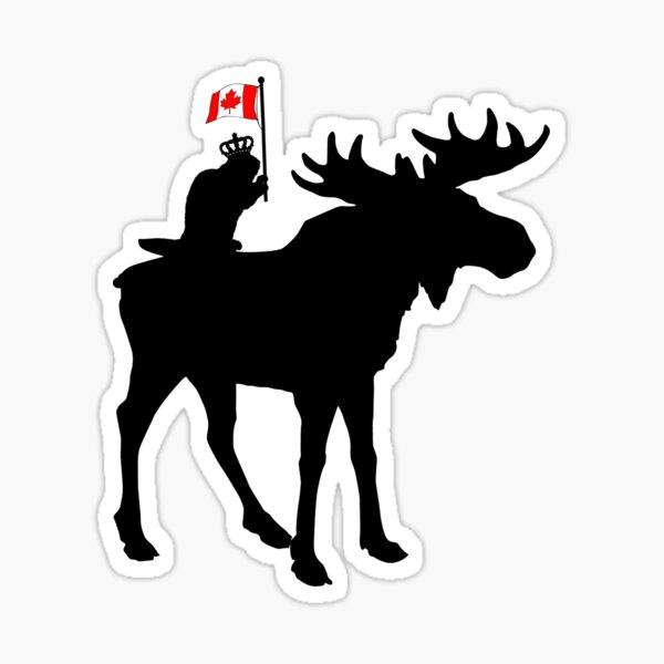 Oh Canada ! Sticker