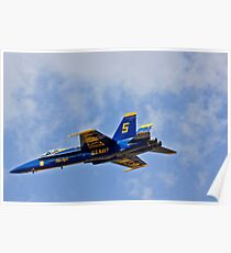 Blue Angels SOLO - THE POWER OF CANON with DO Talent Poster